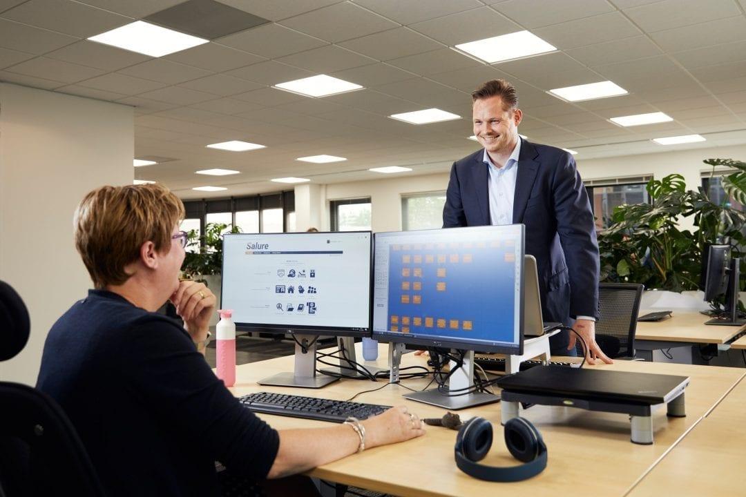 Procesoptimalisatie HR administratie industrie